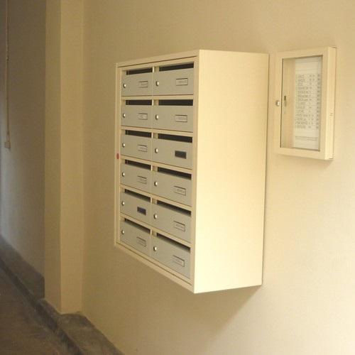 Vente et installation de boîtes aux lettres à lyon