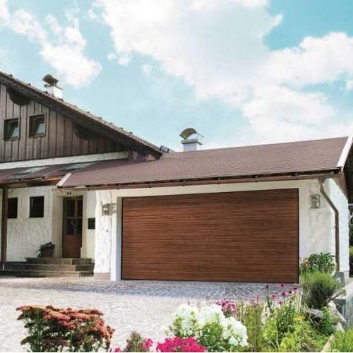 Vente et installation de porte de garage à Lyon