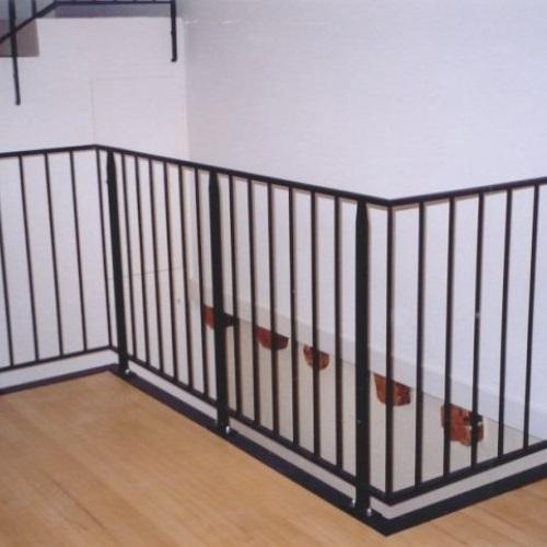 Garde-corps et escaliers, fabrication à lyon