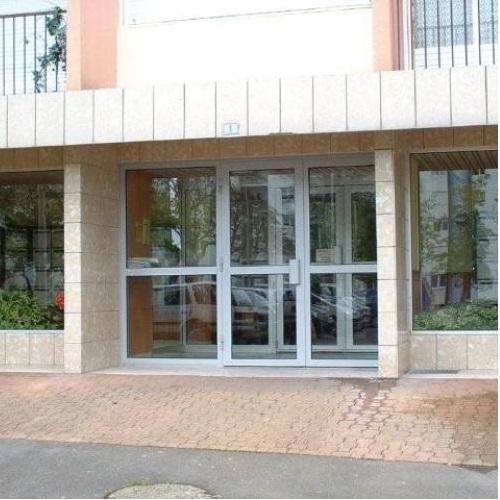 Porte d'allées d'immeubles - Service régies lyon