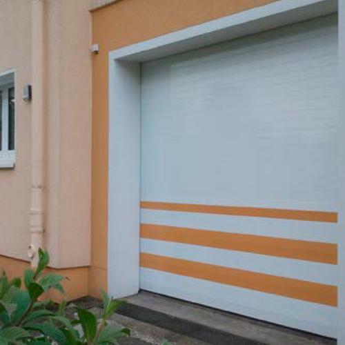 Porte de garage oullins fermetures for Fichet porte de garage
