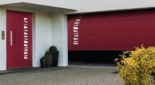 porte garage motorisée oullins